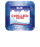 Klix Chilled Water Cups (white) + vat per 2070 Outlook and Momentum