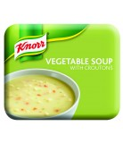 Klix Knorr® Vegetable Soup with Croutons